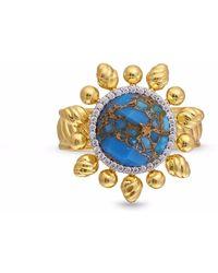 LMJ - Rise & Shine Detachable Ring - Lyst