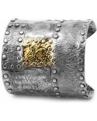 Katarina Cudic Elements Big Cuff - Metallic