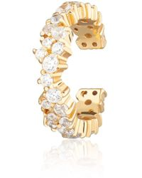 Scream Pretty Gold Stardust Single Ear Cuff - Metallic