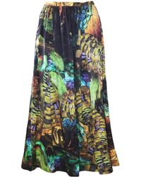 Klements - Grace Skirt Trash Print - Lyst