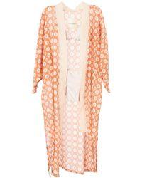DIZA GABO Kimono Seljuq - Orange