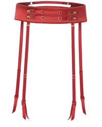 Murmur Secure Belt - Red