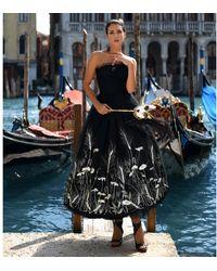 MATSOUR'I Evening Dress Maia - Black
