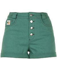 blonde gone rogue Rogue Shorts - Green