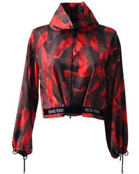ARSHYS Monet Top - Red