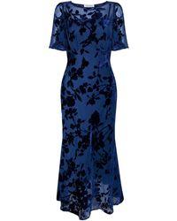 Ukulele Isabella Dress Navy - Blue