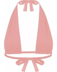 Westerly - Turista Top In Blush - Lyst