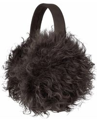 Gushlow and Cole Storm Ear Muffs - Brown