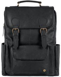 MAHI The City Backpack Ebony Black
