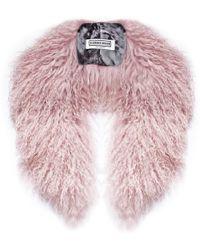 Florence Bridge Cosima Collar Pink