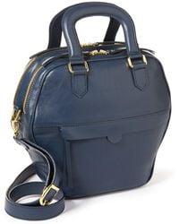 NINE TO FIVE - Mini Bag Eisbach Marine - Lyst
