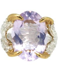 Tessa Metcalfe - Claws Of Engagement Heated Treated Quartz - Lyst