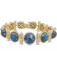 LMJ Summer Nights Bracelet - Blue