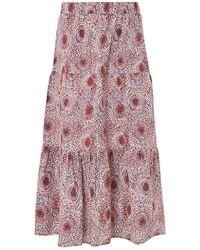 Baukjen Felice Organic Skirt - Red