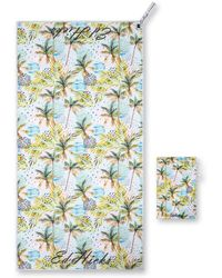 Drew Lennox Sapri Gym & Yoga Towel - Multicolour