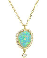 KAMARIA Green Opal