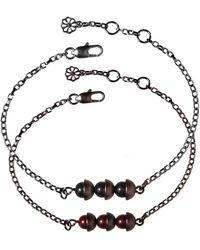 Nadia Minkoff Pearl Duo Bracelets - Multicolor