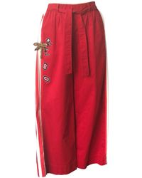 ARSHYS Redo Ankle Gazer Trousers