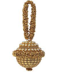 Mae Cassidy Simi Sparkle Antique Gold - Metallic