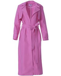 Vjera Vilicnik Effi Coat Pink