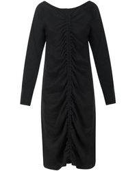 Flow & Minimal Dress - Black