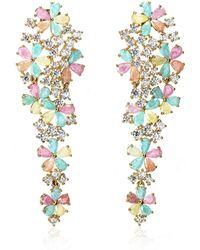 Cielle - Fleur De Cielle Earrings - Lyst