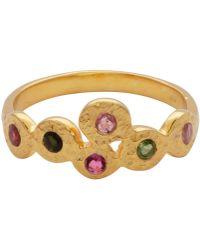 Carousel Jewels - Multi Tourmaline Ring - Lyst