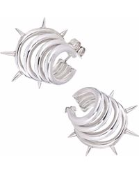 Ecrannium - Punk Dragon Earring - Lyst