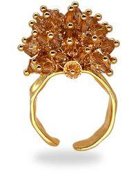 Annele Dreamy Dandelion Ring - Multicolour