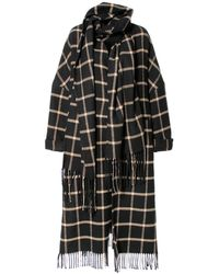 AGGI Mischa Cool Black Coat