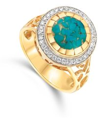 Elham & Issa Jewellery - Mystique Diamond Ring - Lyst
