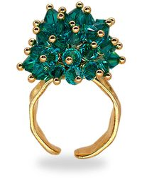 Annele Tropical Girl Ring - Multicolour