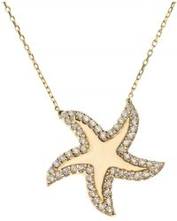 Talia Naomi - Under The Sea Necklace - Lyst
