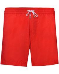 KLOTERS MILANO - Red Swim Shorts - Lyst