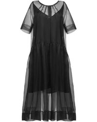Helene Galwas Dress Dascha Black