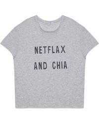 Gem&i - Netflax & Chia Tee - Lyst