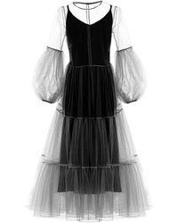 Helene Galwas Dress Alena Black