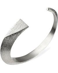 Ona Chan Jewelry | Dagger Cuff Silver | Lyst