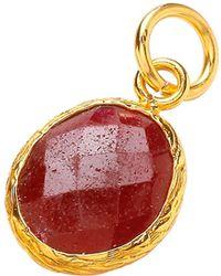 Ottoman Hands - Ruby Charm - Lyst