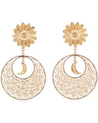 Vanilo - Luna Earrings - Lyst