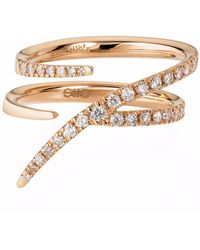 Sarah Ho - Sho - Numerati Ring Rose Gold Lucky Number 7 - Lyst