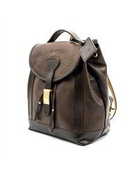 THE DUST COMPANY Mod 208 Backpack In Arizona Dark Brown