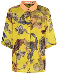 Klements - Mildred Shirt Freaks Print - Lyst