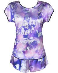 StephieAnn Dawn Pajamas - Purple