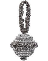 Mae Cassidy Simi Sparkle Silver - Metallic