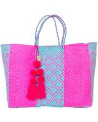 Soi 55 Lifestyle - Lolita Beach Bag Lucila - Lyst