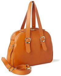 NINE TO FIVE - Day Bag Luton Caramel - Lyst