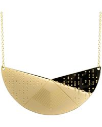 Alice Bosc Studio - Clay Gold - Lyst
