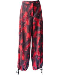 ARSHYS Monet Trousers - Red