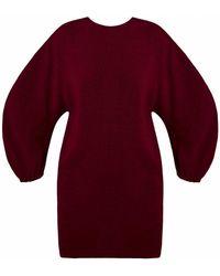 UNDRESS - Sonri Red Mini Occasion Wedding Guest Dress - Lyst